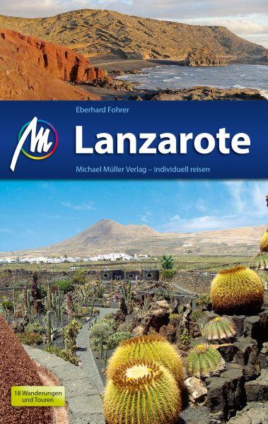 Lanzarote Reiseführer Michael Müller Verlag