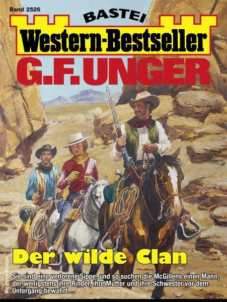 G. F. Unger Western-Bestseller 2526