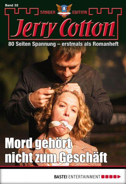 Jerry Cotton Sonder-Edition - Folge 32