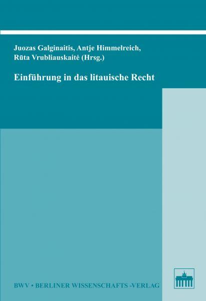 Einführung in das litauische Recht