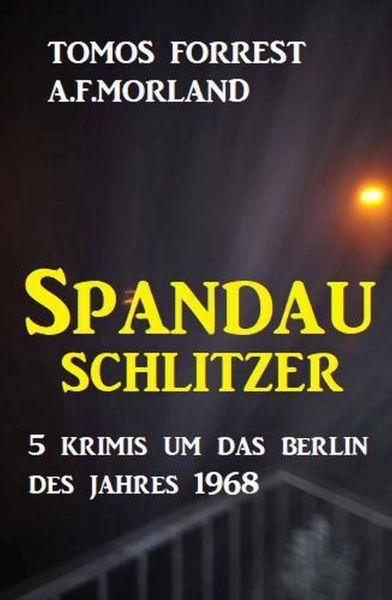 Spandau-Schlitzer: 5 Krimis um das Berlin des Jahres 1968