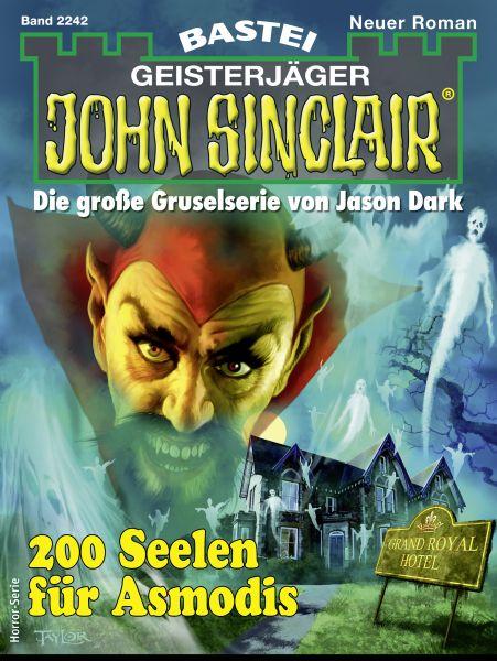 John Sinclair 2242