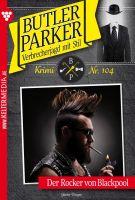 Butler Parker 104 - Kriminalroman