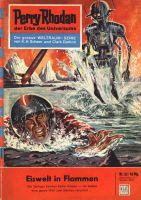 Perry Rhodan 33: Eiswelt in Flammen (Heftroman)