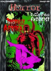 HORROR 025: Todesfalle Afrika