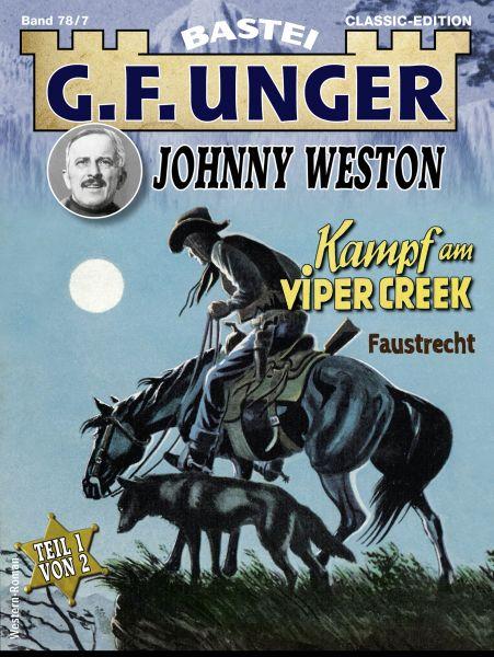 G. F. Unger Johnny Weston 7 - Western
