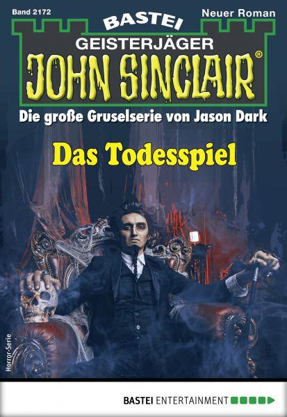 John Sinclair 2172 - Horror-Serie