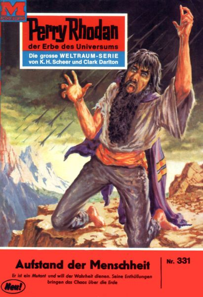 Perry Rhodan 331: Aufstand der Menschheit
