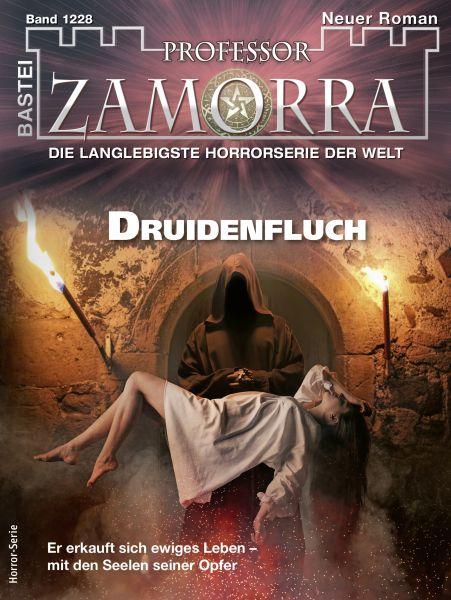 Professor Zamorra 1228 - Horror-Serie