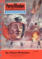 Perry Rhodan 120: Der Planet Mechanica