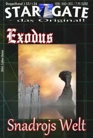 STAR GATE 135-136: Exodus