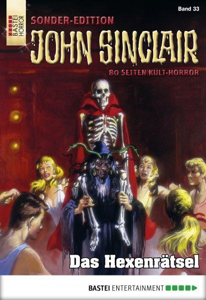 John Sinclair Sonder-Edition - Folge 033