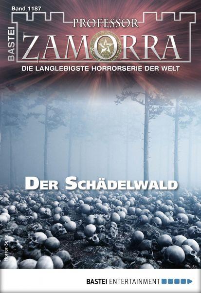 Professor Zamorra 1187 - Horror-Serie