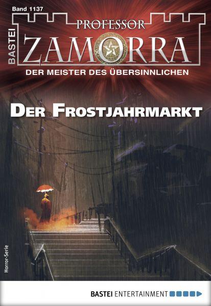 Professor Zamorra 1137 - Horror-Serie