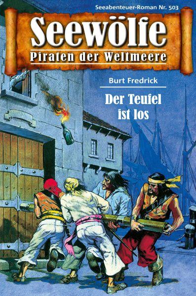 Seewölfe - Piraten der Weltmeere 503