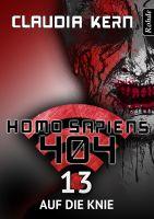 Homo Sapiens 404 Band 13: Auf die Knie