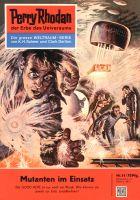 Perry Rhodan 11: Mutanten im Einsatz (Heftroman)