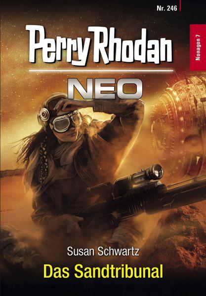 Perry Rhodan Neo 246: Das Sandtribunal
