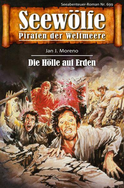 Seewölfe - Piraten der Weltmeere 699
