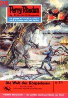 Perry Rhodan 271: Die Welt der Körperlosen (Heftroman)