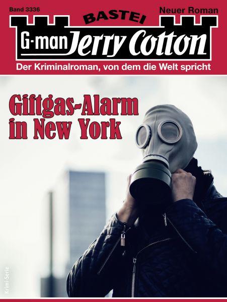 Jerry Cotton 3336 - Krimi-Serie