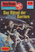Perry Rhodan 955: Das Rätsel der Barriere (Heftroman)