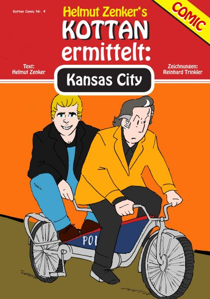 Kottan ermittelt: Kansas City
