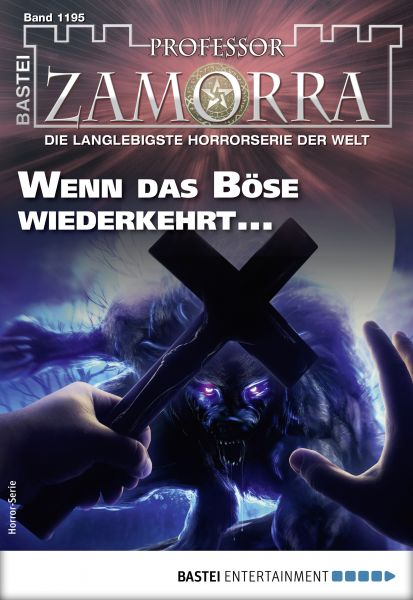 Professor Zamorra 1195 - Horror-Serie