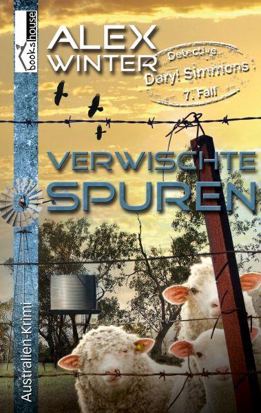 Verwischte Spuren - Detective Daryl Simmons 7. Fall