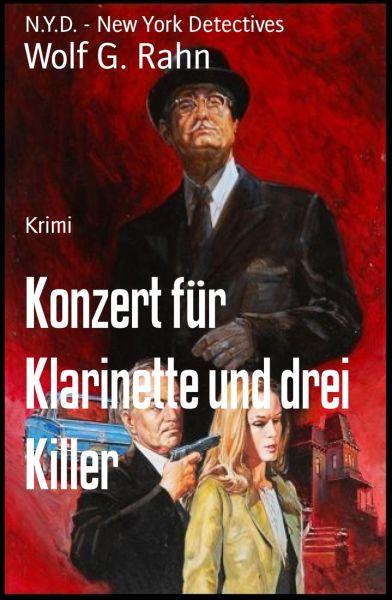 Konzert für Klarinette und drei Killer