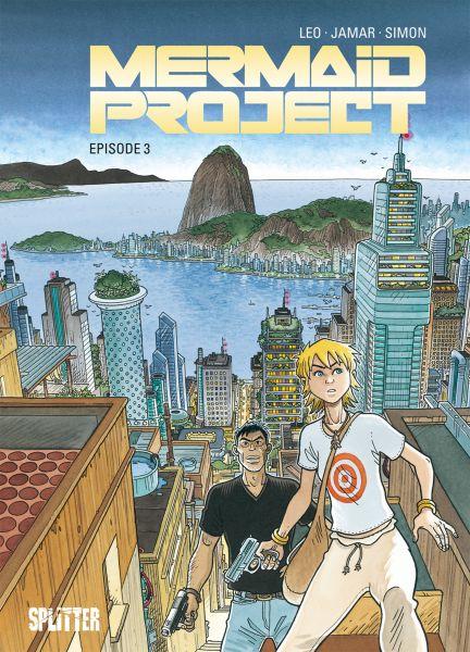Mermaid Project. Band 3