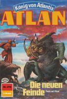 Atlan 478: Die neuen Feinde