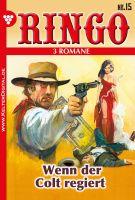 Ringo 3 Romane Nr. 15 - Western