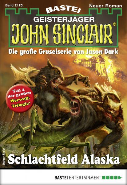 John Sinclair 2175 - Horror-Serie