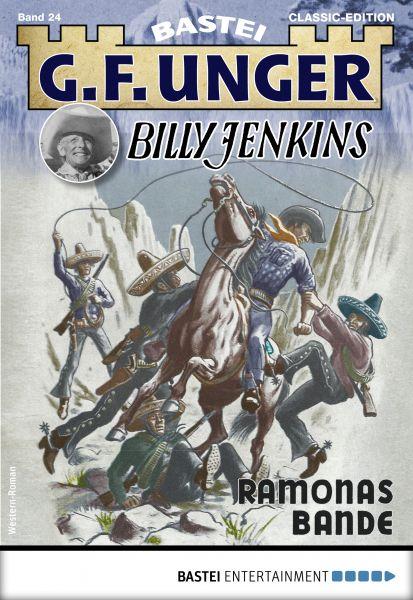 G. F. Unger Billy Jenkins 24 - Western