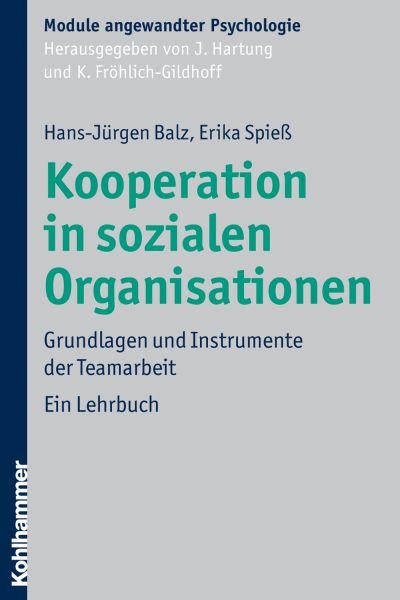 Kooperation in sozialen Organisationen