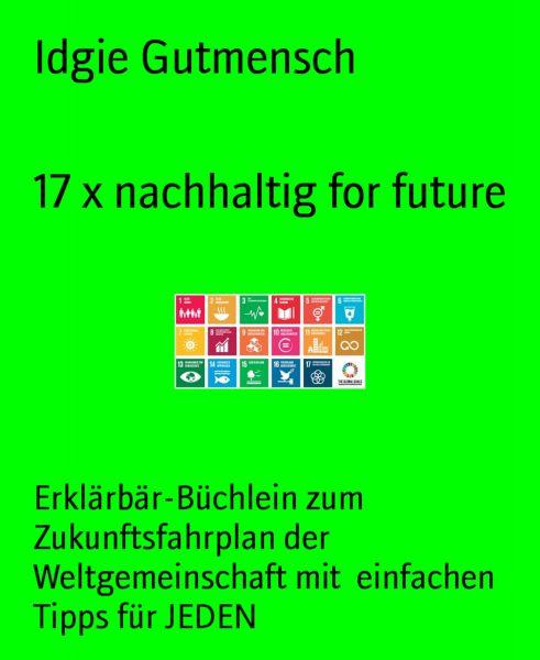 17 x nachhaltig for future