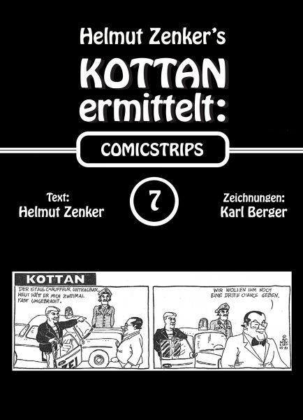 Kottan ermittelt: Comicstrips 7