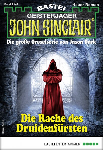 John Sinclair 2142 - Horror-Serie