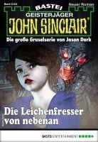 John Sinclair 2104 - Horror-Serie