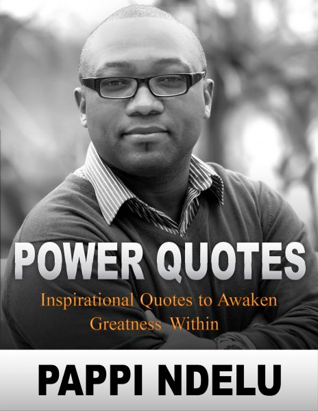 Power Quotes - Inspirational Quotes to Awaken Greatness Within