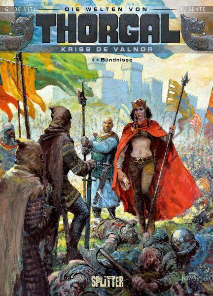 Die Welten von Thorgal - Kriss de Valnor. Band 4