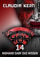 Homo Sapiens 404 Band 14: Niemand darf das wissen