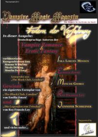 Vampire Magic Magazin