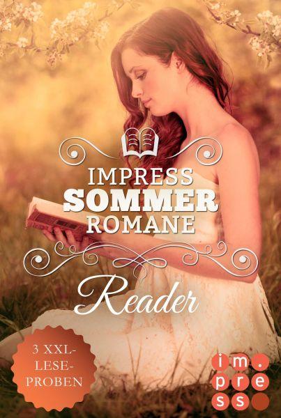 Impress Reader Sommer 2017: Tauch ein in verboten süße Sommerromane