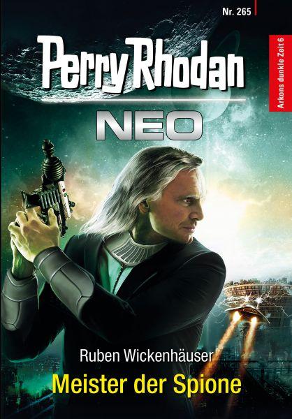 Perry Rhodan Neo 265: Meister der Spione