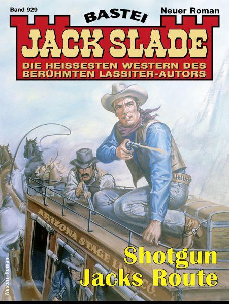Jack Slade 929 - Western