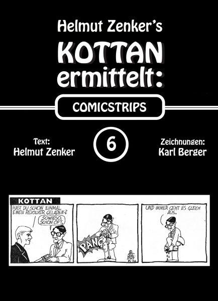 Kottan ermittelt: Comicstrips 6