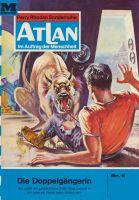 Atlan 5: Die Doppelgängerin (Heftroman)