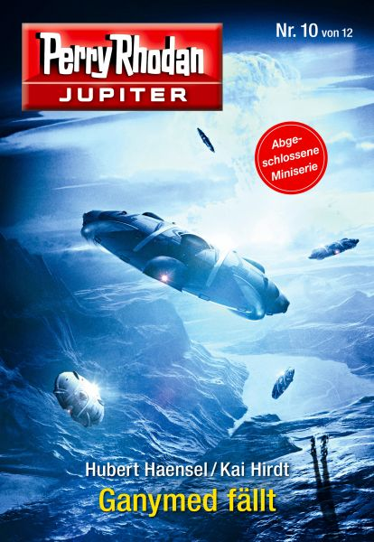 Jupiter 10: Ganymed fällt